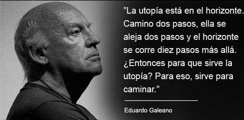 Utopía, de Galeano