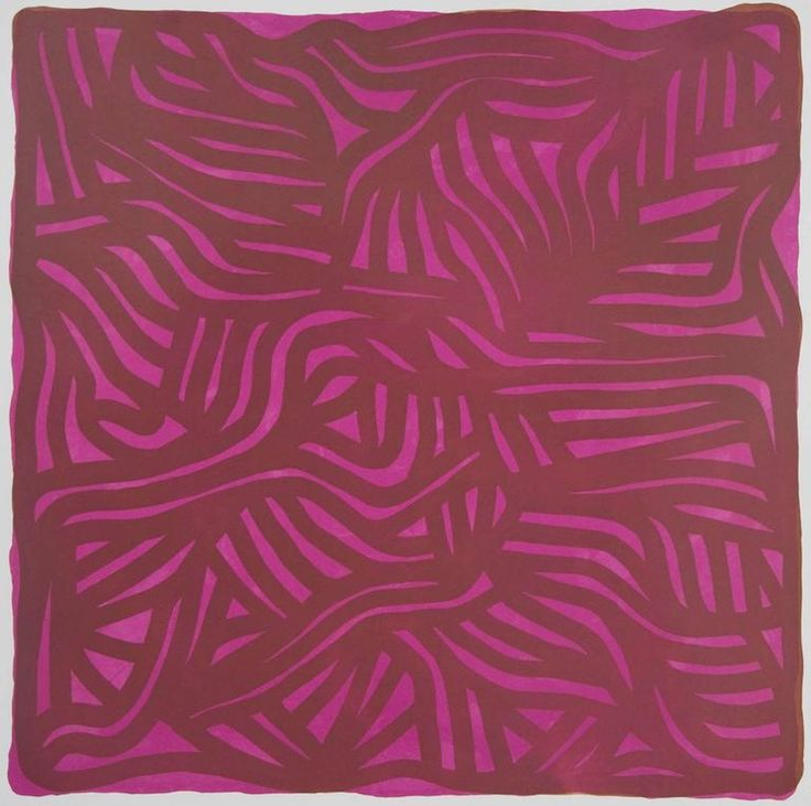 Parallel Curves (Purple) 1
