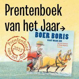 Boer boris gaat naar zee - Prentenboek van het jaar 2015 Nu al te bestellen www.boekpakket.nl