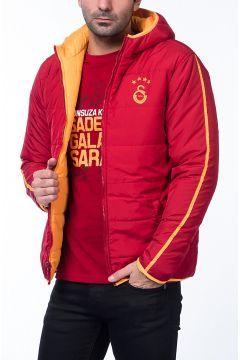 GSStore Sarı Kırmızı Erkek Mont -