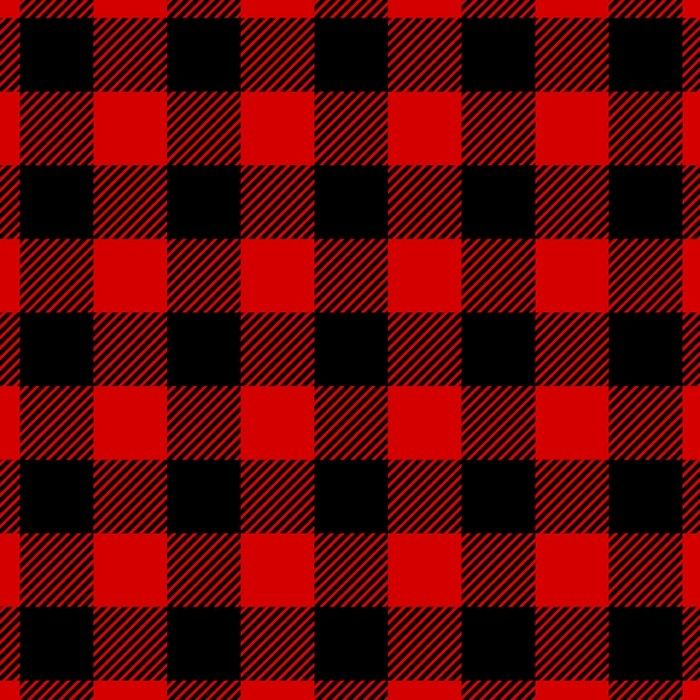 Red Black Flannel Buffalo Check Flannel Lumberjack Etsy Buffalo Plaid Fabric Red And Black Flannel Plaid Flannel Fabric