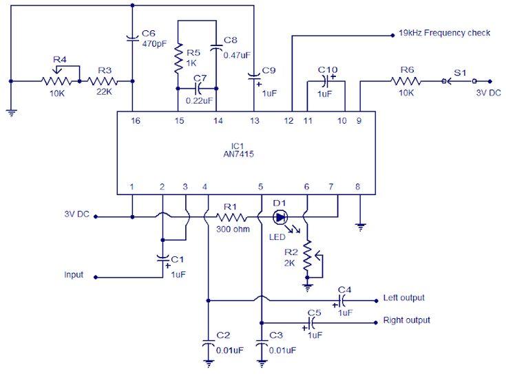Audio Wiring Diagram  Radio Wiring