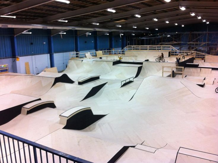 indoor skate parks - Google Search