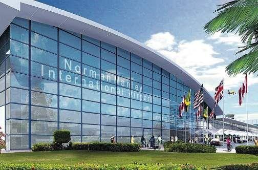 Výsledek obrázku pro norman manley airport