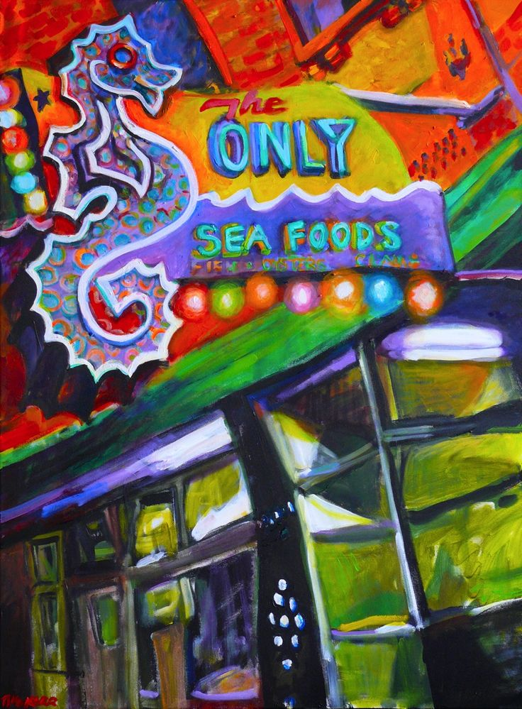 THE ONLY PAINTING, acrylic on canvas, 2010, SOLD #art #arte #artists #artwork #finart #popart #painting #tiko #kerr #tikokerr