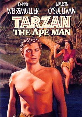 tarzan the ape man | FilmFanatic.org » Tarzan, the Ape Man (1932)