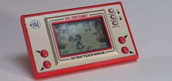 Как современные дети реагируют на советскую электронную игрушку - http://pixel.in.ua/archives/17614