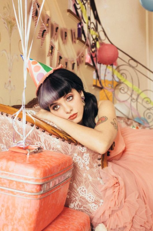 Melanie Martinez invites everyone to her 'Pity Party' with new single and video. Anyone know her? If not definitely check her out!