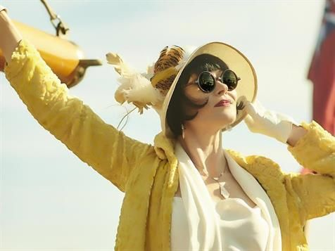 #MissFisher Costume Designer Marion Boyce describes a typical day designing for film and television - and it's anything but average. Take a look at this Career spotlight from ArtsHub.