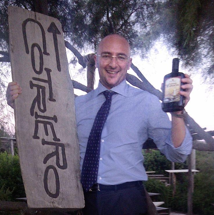 Troppo bella Gallipoli...Troppo chic il Cotriero...Troppo buono l'Amaro di Leuca...