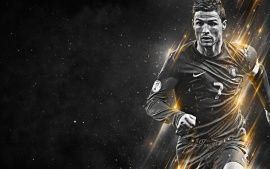 WALLPAPERS HD: Cristiano Ronaldo Football Player