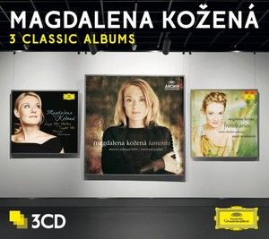 MAGDALENA KOZENA 3 Classic Albums