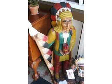... Native American Dynamite Statue, And Other Living Room Accessories At High  Country Furniture U0026 Design In Waynesville, Asheville And Hendersonville, NC.
