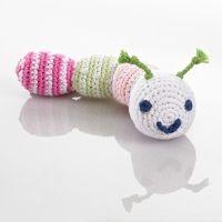 crochet rattles