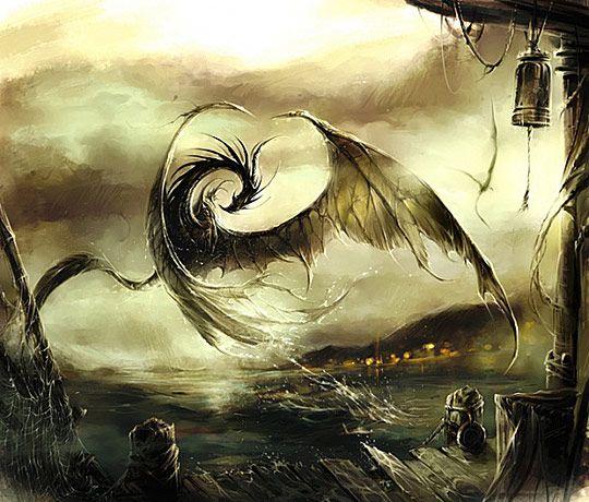 Fantasy Illustrations that Excite Our Imagination « Cruzine