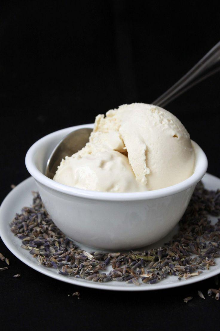 ... com | Dark PlaTe | Pinterest | Lavender Ice Cream, Lavender and Honey