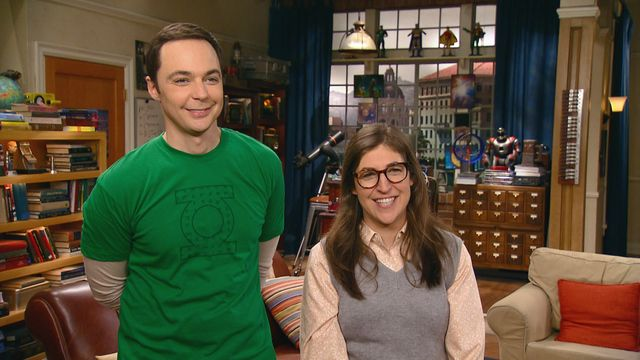 Watch as The Big Bang Theory cast members talk about Sheldon's unexpected proposal to Amy and what spurred him to make that leap in their relationship. Stream episodes of The Big Bang Theory on CBS All Access.
