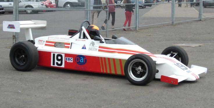 Van Diemen RF82  (Class A)  (CFF DP)