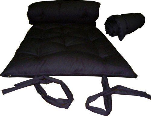 Brand New Black Traditional Japanese Floor Futon Mattresses, Foldable Cushion Mats, Yoga, Meditaion. A&D Futon Furniture,http://www.amazon.com/dp/B003VQNM2I/ref=cm_sw_r_pi_dp_KKkdtb1XBN4YSQNF