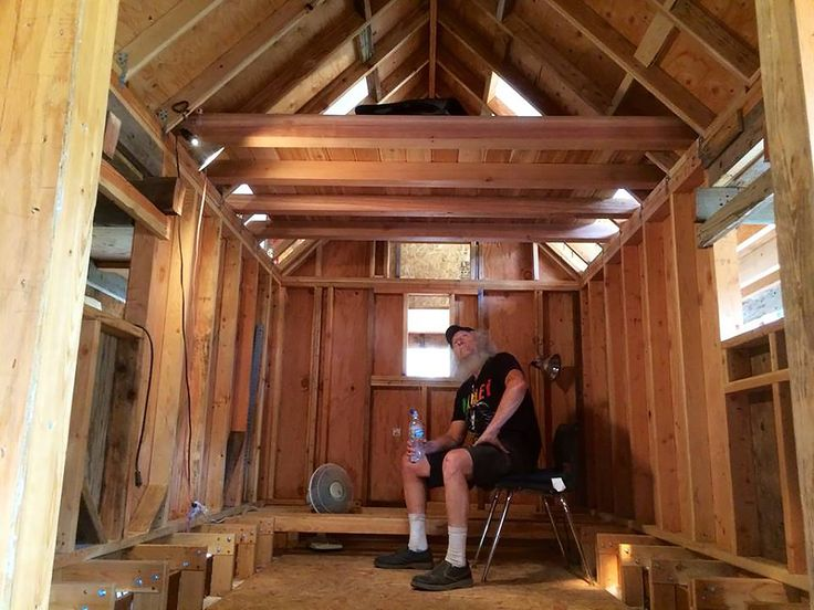 Operation Tiny Home, Tiny House Nation, Zack Giffin, Veterans Outreach of Wisconsin, James A. Peterson Veteran Village, tiny home, tiny homes, tiny house, tiny houses, veterans, veteran, veteran housing, community, helping people