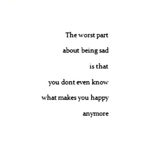 That's the worst part for me