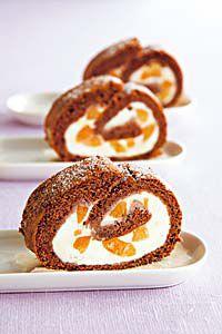 Vanilja-aprikoosikääretorttu | Pääsiäinen | Reseptit | Valintatalo
