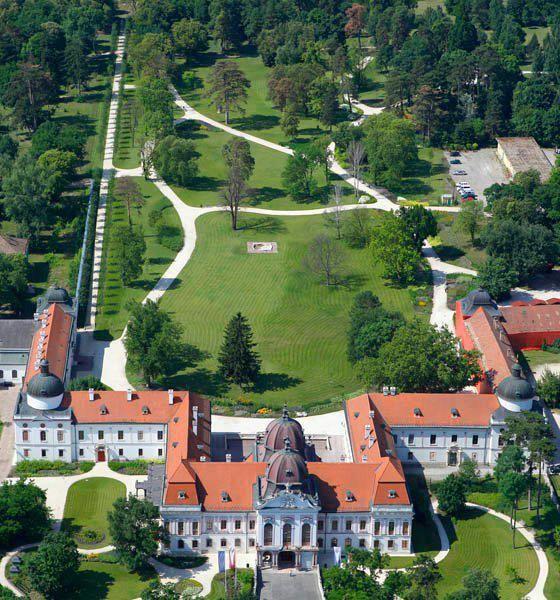 Godollo Grassalkovich Castle - Hungary
