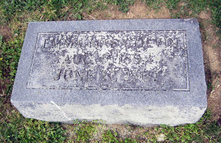 Emma Mae <i>Mattingly</i> Colvin