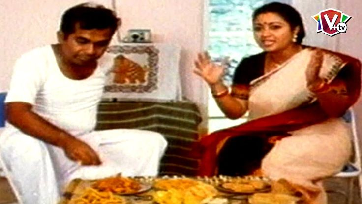 Brahmanandam Srilakshmi Superb Comedy Scene - Choopulu Kalasina Shubhavela Movie   Jandhyala