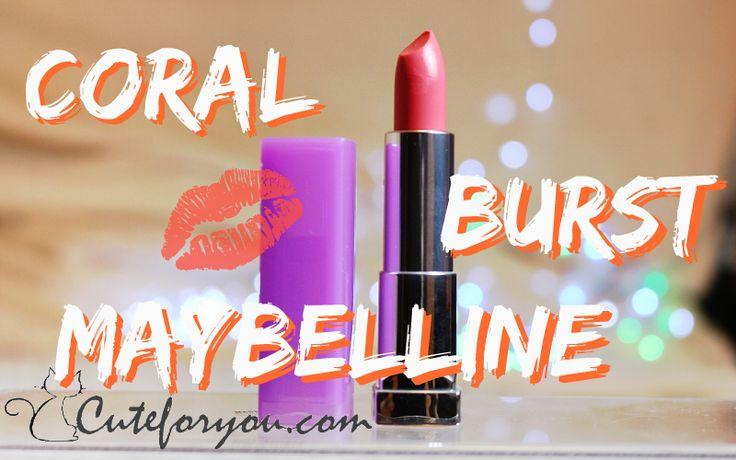 Un labial que valoramos en el blog como todoterreno de la marca Mac Cosmetics: Amorous.