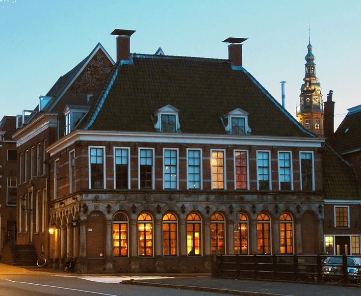 Hotel Corps de Garde - Groningen, The Netherlands - 19 Rooms - Auping Beds