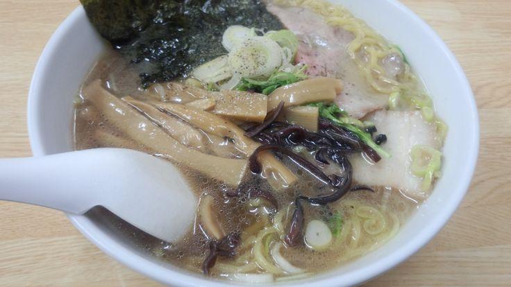 月島 らー麺屋 将 味噌麺