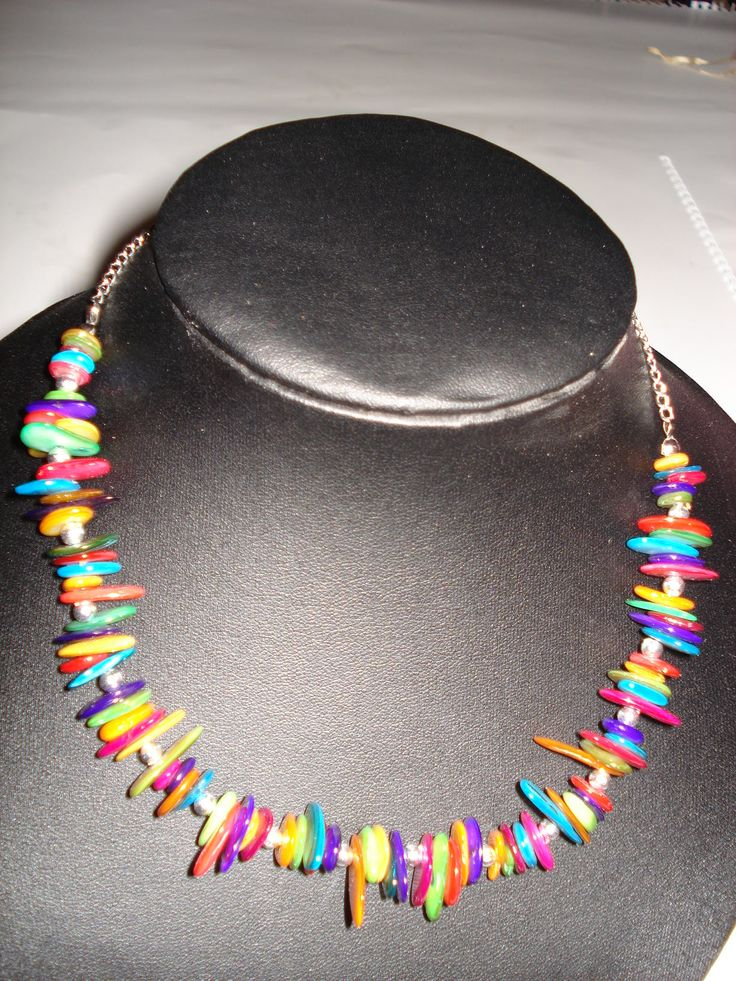 Colourful Coral Necklace