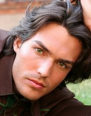 Peter Porte - currently Ricky Williams on the Young and the Restless