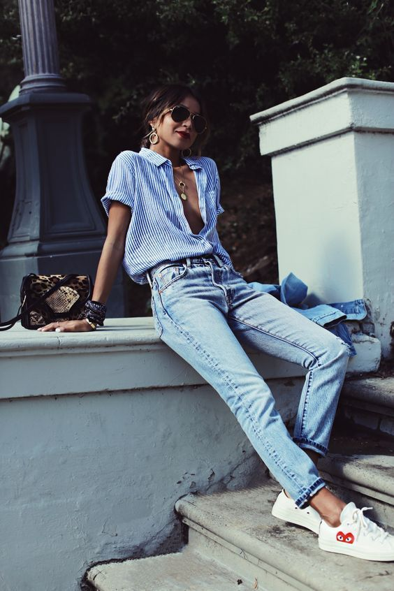 6 Stylish Ways To Wear Your Favorite Jeans