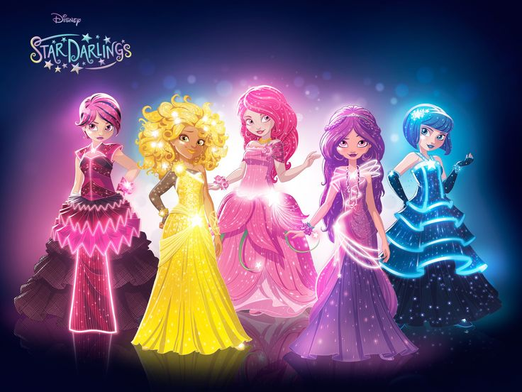Wallpapers-Star Darlings