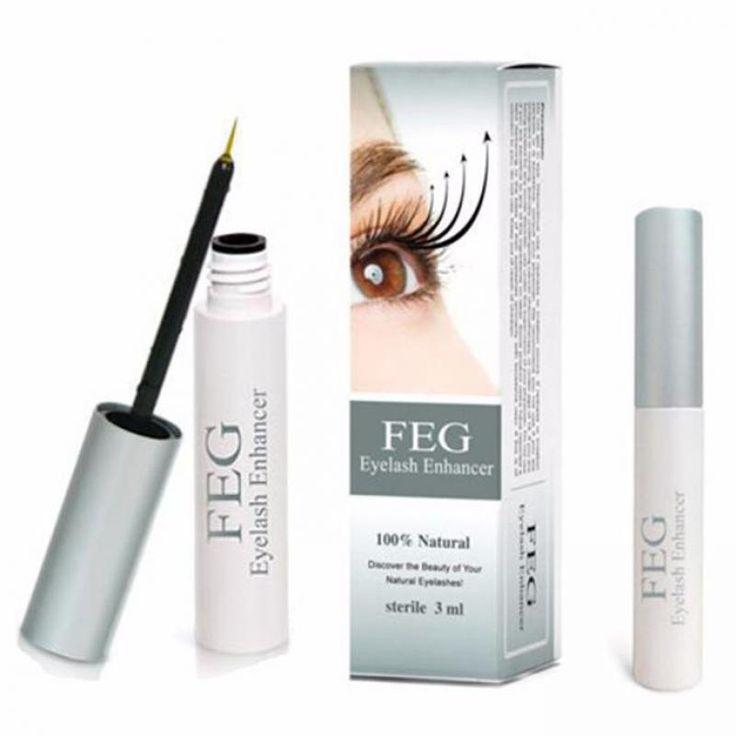 FEG Make Wimper Groei Krachtige Make Wimpergroei Behandelingen Serum Enhancer Eye Lash FEG WIMPERGROEI Vloeistof M01542