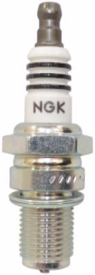 NGK Iridium Two Steps Colder Spark Plugs (BKR8EIX) for 2002-2005 Subaru Impreza WRX/ 2002-2006 Mini Cooper S