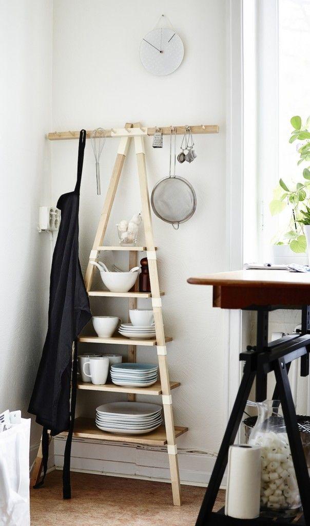 Triangular Leaning Wall Shelf by Keiji Ashizawa for IKEA PS 2014 Collection - Homeli