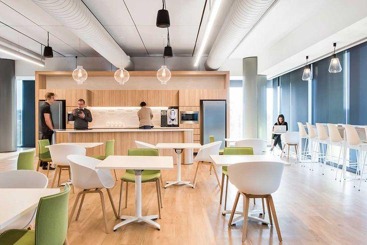Astrazeneca Head Office Designed By Futurespace Workspace Design