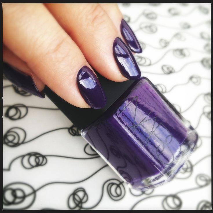 The 36 best NARS Polish Swatches images on Pinterest | Nail polish ...