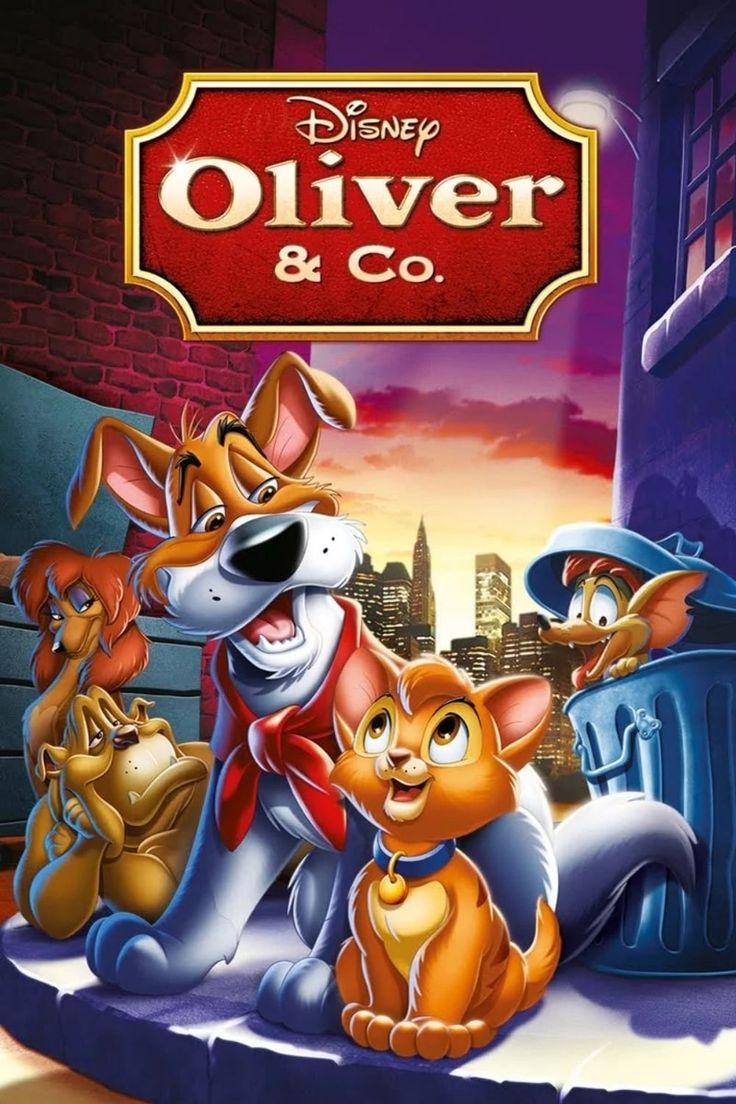 [MEGAHD]™ Oliver & Company Pelicula Completa (1988