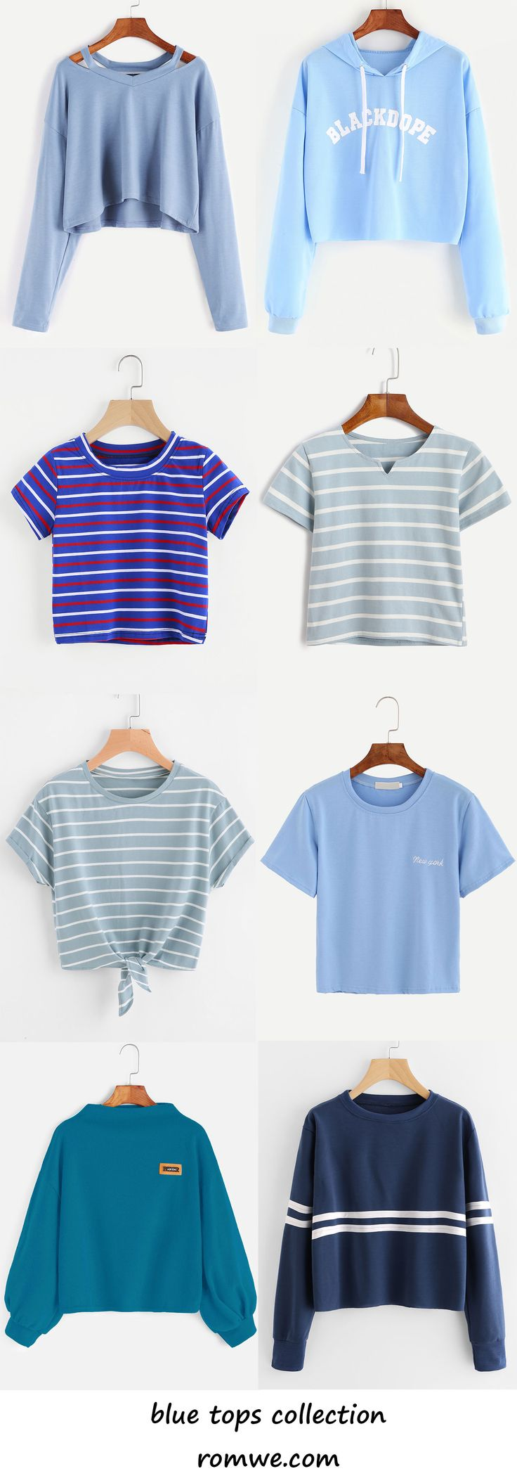 buy one get one - blue tees collection 2017