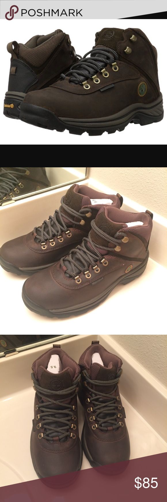 Timberland Hiking Boots NWB New with box. Minor signs consistent with trying on inside. These are waterproof high quality hiking boots that are made to last. Timberland Shoes