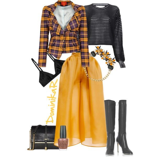 """Untitled #619"" by dominikar on Polyvore"