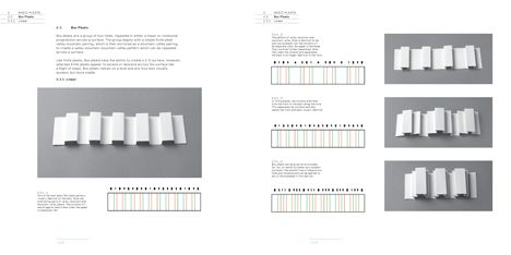 Book to get:  Folding Techniques for Designers From Sheet to Form by Paul Jackson