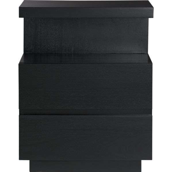 The 25 Best Black Bedside Cabinets Ideas On Pinterest: Best 25+ Black Nightstand Ideas On Pinterest