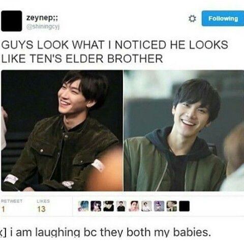Ten Nct Memes Related Keywords & Suggestions - Ten Nct Memes