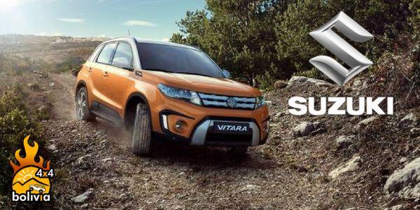 El totalmente nuevo Suzuki Vitara 2017 4x4