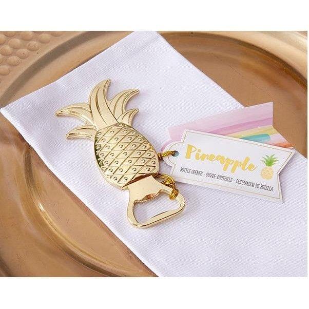 Gold Pineapple Bottle Opener Barware Kitchenware Tool